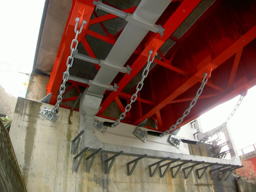 平成19年度 大網川橋補修補強工事